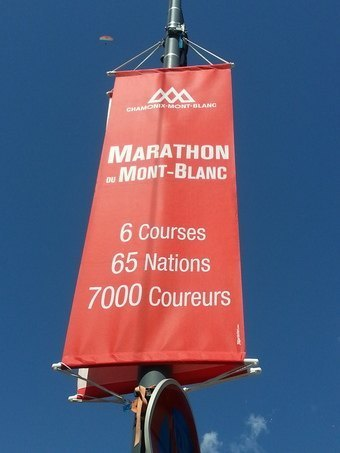 Week-End Marathon du Mont Blanc