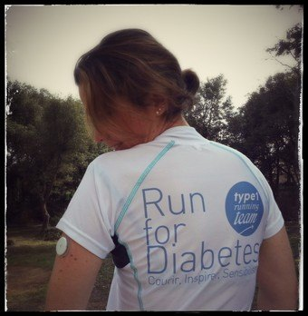 #RunForDiabetes Type1 Running Team