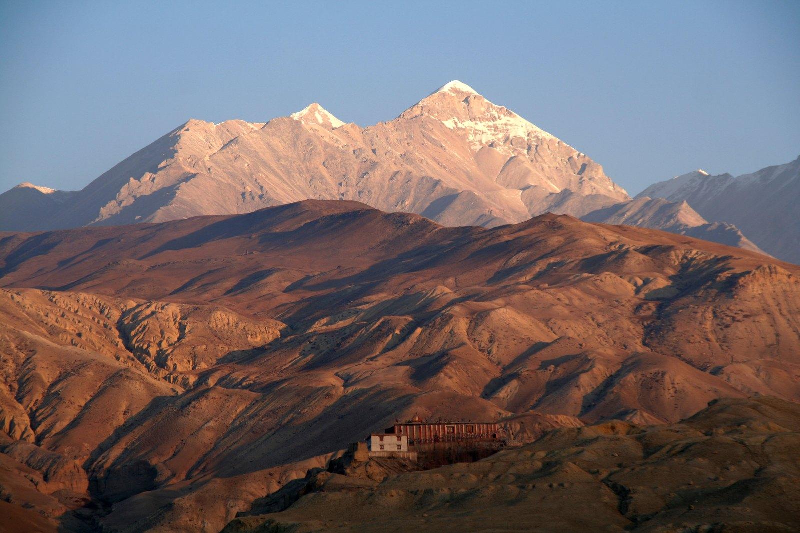 Upper Mustang Forbidden Kingdom Of Nepal Trek