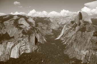 Half Dome  - Yosemite NP, California
